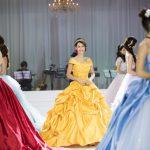 ディズニープリンセスのドレスを完全再現! ベルやシンデレラなど6種類のウエディングドレスが誕生したよ  ファッション – Pouch[ポーチ]