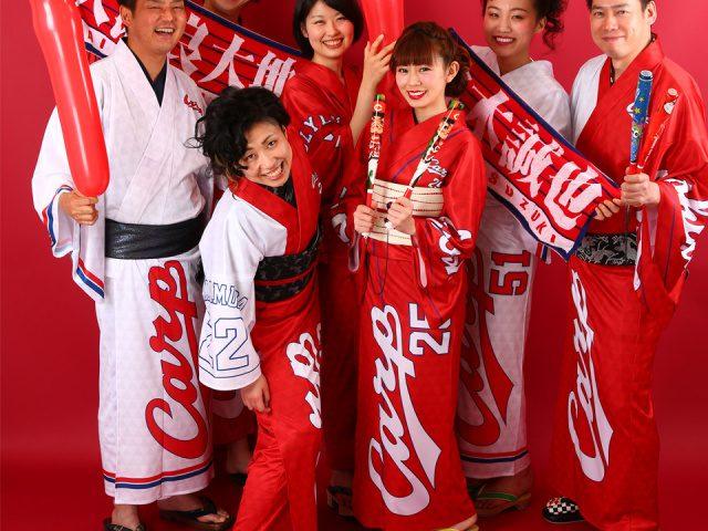 広島カープグッズには「浴衣」がある! 滝を登り出世する鯉のように悲願の日本一に…と思いをこめた鱗柄なんだって  ファッション – Pouch[ポーチ]